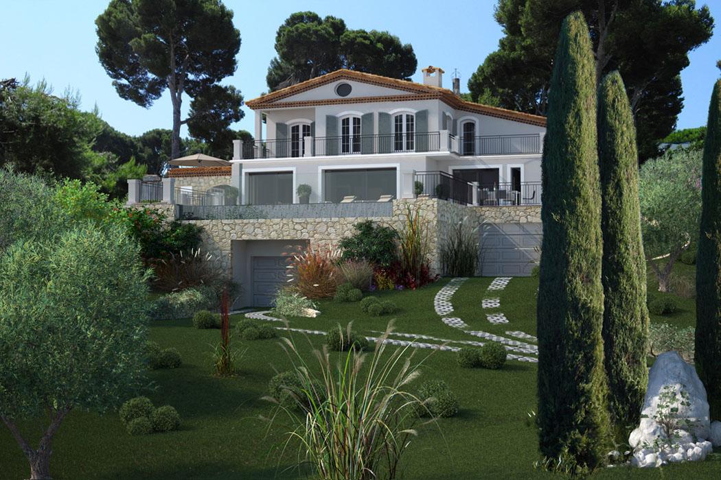 architecte am nagement ext rieur c te d 39 azur. Black Bedroom Furniture Sets. Home Design Ideas