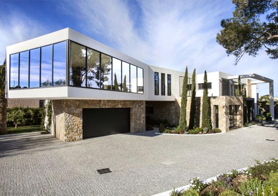 bureau d 39 architectes c te d 39 azur r house design. Black Bedroom Furniture Sets. Home Design Ideas